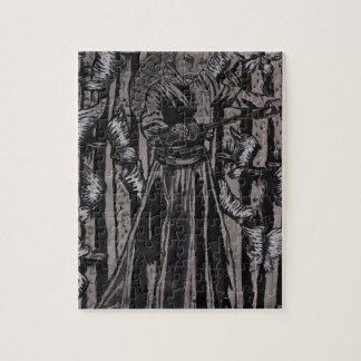 Schmetterlings-Wald durch Carter L. Shepard Puzzle
