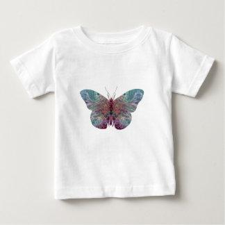 Schmetterlingskunst Baby T-shirt