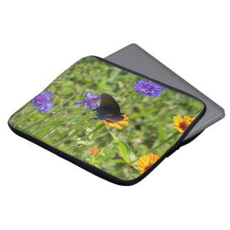 Schmetterlingslaptophülse Laptop Sleeve