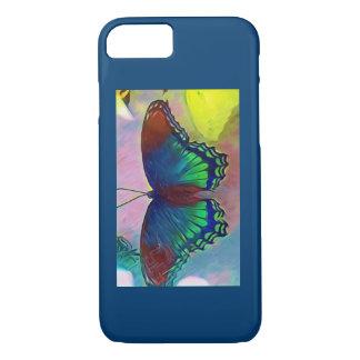 Schmetterlingstelefonkasten iPhone 8/7 Hülle