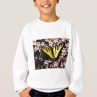 Schmetterlingstiger-Frack Sweatshirt