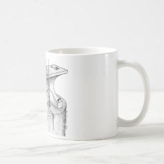 Schmiede-und Hufschmied-Produkte Kaffeetasse
