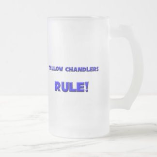 Schmiere-Krämer-Regel! Mattglas Bierglas