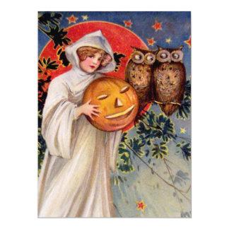 Schmucker: Auf Halloween 16,5 X 22,2 Cm Einladungskarte