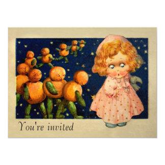 Schmucker: Halloween-Kürbise 16,5 X 22,2 Cm Einladungskarte