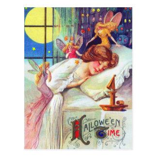 Schmucker: Halloween-Zeit Postkarte