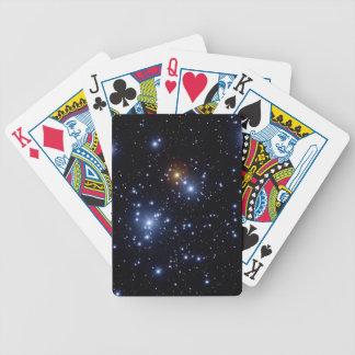 Schmuckkasten oder Kappa Crucis Gruppe Bicycle Spielkarten