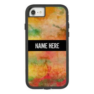 Schmutz Bokeh Art-Muster Case-Mate Tough Extreme iPhone 8/7 Hülle