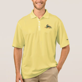 Schmutz-Fahrrad Polo Shirt