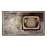 Schmutz Fernsehreparaturwerkstatt - Visitenkarte