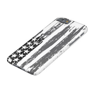 Schmutz-Flagge iPhone 6/6s, kaum dort Barely There iPhone 6 Hülle