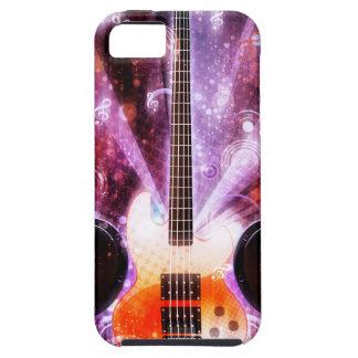 Schmutz-Gitarre mit Lautsprechern 3 iPhone 5 Hülle