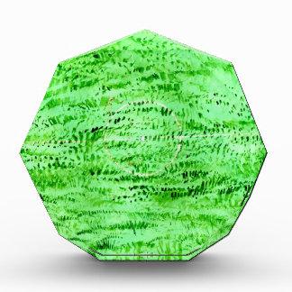 Schmutz-grüner Hintergrund Auszeichnung
