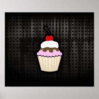 Schmutz-kleiner Kuchen Poster
