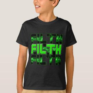 SCHMUTZ Musik Dubstep Electro-Rave Bass-DJ-SCHMUTZ T-Shirt