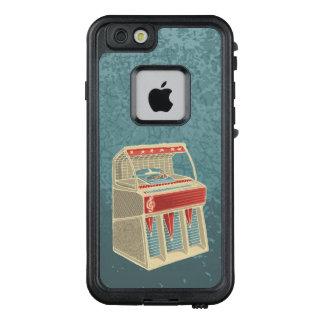 Schmutz-Musikautomat LifeProof FRÄ' iPhone 6/6s Hülle