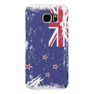 Schmutz-Neuseeland-Flagge