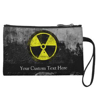 Schmutz-radioaktives Symbol