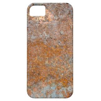 Schmutz-Rost-strukturierter Hintergrund iPhone 5 Schutzhüllen