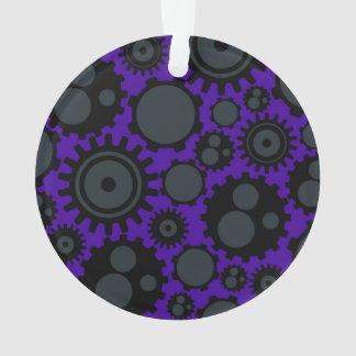 Schmutz Steampunk Gänge Ornament