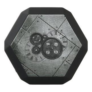 Schmutz Steampunk Uhren und Gänge Schwarze Bluetooth Lautsprecher
