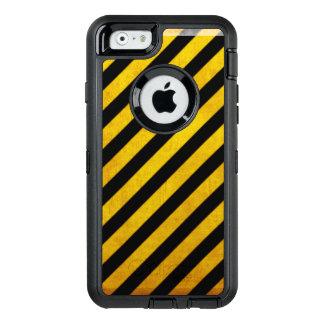 Schmutzgefahrenstreifen OtterBox iPhone 6/6s Hülle