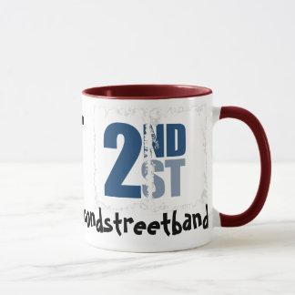 Schmutzige 3 Kasten-Wecker-Tasse Tasse