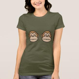 Schmutzige herrliche stützenaffen - Womens T-Shirt