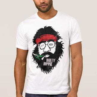 Schmutziger Hippie T-Shirt