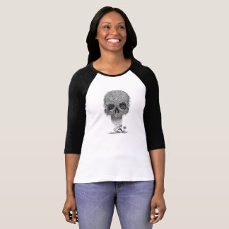 Schmutziger Schädel T-Shirt