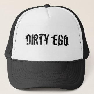 Schmutziges Ego-Junggeselle-Party Truckerkappe