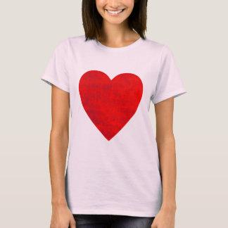 Schmutziges Herz T-Shirt
