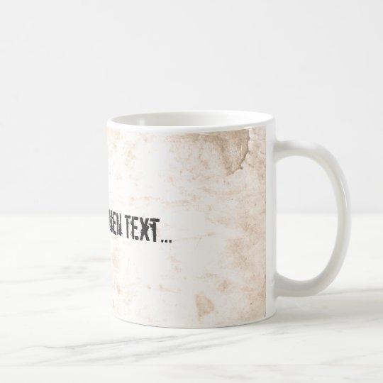 Schmutziges Kaffeetasse