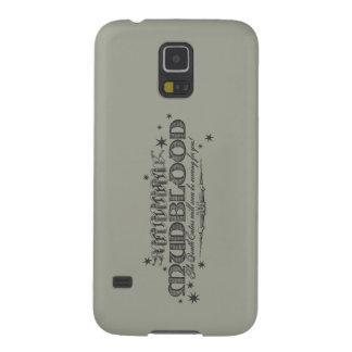 Schmutziges Mudblood Galaxy S5 Cover