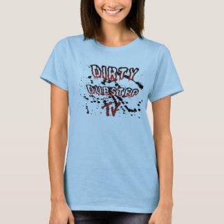 SCHMUTZIGES schmutziges DUBSTEP T-Shirt