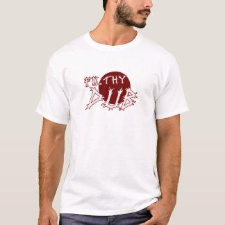 Schmutziges Tollpatsch Dubstep Shirt