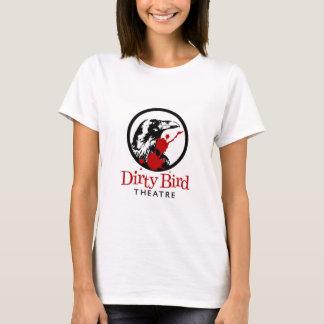 Schmutziges Vogel-Theater (das T-Stück der Frauen) T-Shirt