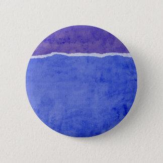 Schmutziges zerrissenes Papier Runder Button 5,1 Cm