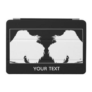 Schnauzer iPad Mini Hülle