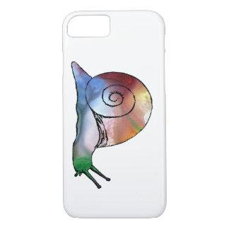 Schnecke iPhone 7 Hülle