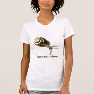 SCHNECKE MIT TITEL VON JUNGLEWALK.COM T-Shirt
