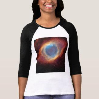 Schneckennebelfleck durch Hubble T-Shirt