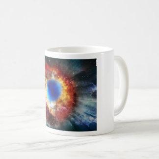 Schneckennebelfleck Kaffeetasse