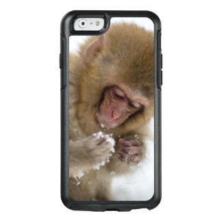 Schnee-Affe Babyjapanischer Macaque-| OtterBox iPhone 6/6s Hülle