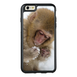 Schnee-Affe Babyjapanischer Macaque-| OtterBox iPhone 6/6s Plus Hülle