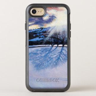 Schnee beschattet 2009 OtterBox symmetry iPhone 8/7 hülle