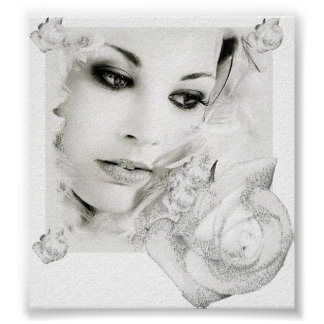 Schnee-Braut Poster