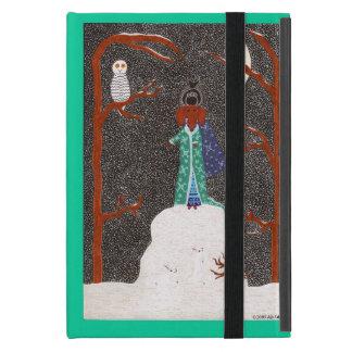 Schnee-Dackel Schutzhülle Fürs iPad Mini