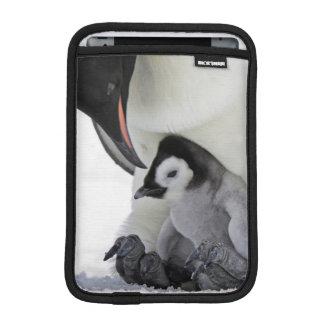 Schnee-Hügel-Insel des Kaiser-Pinguin-| Sleeve Für iPad Mini