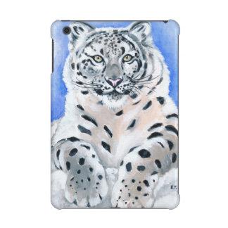 Schnee-Leopard-Kunst